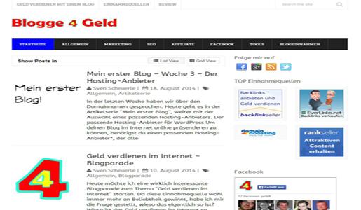 blogge4geld.de