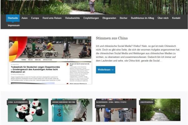 Bambooblog - Reiseblog