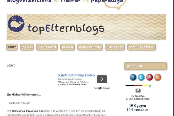 topelternblogs.de