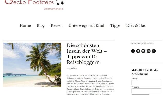 geckofootsteps.de