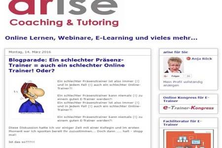 arise-coaching.blogspot.de