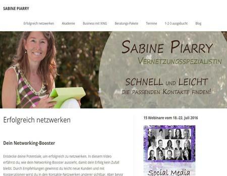 sabine-piarry.com