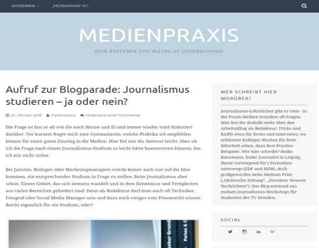 Journalismus studieren ja oder nein for Journalismus studium