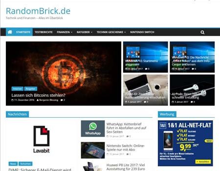 randombrick.de