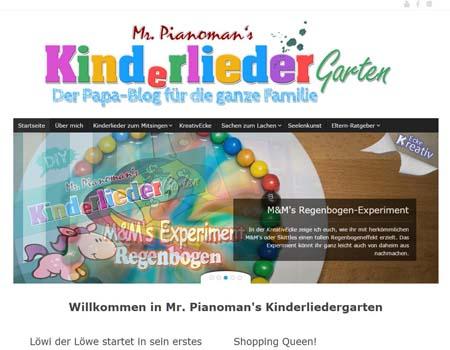 kinderliedergarten.de