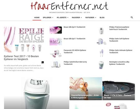 haarentferner.net