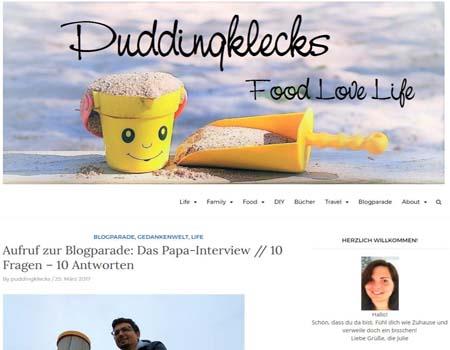 puddingklecks.de