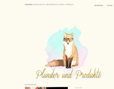 plunderundprodukte.blogspot.de