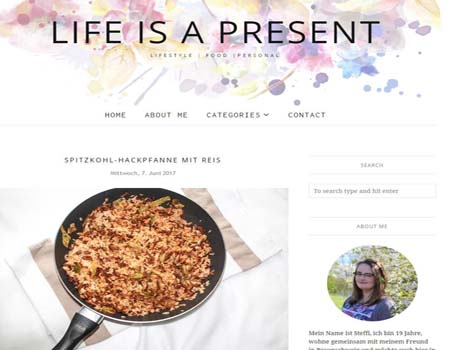 thelifeisapresent.com